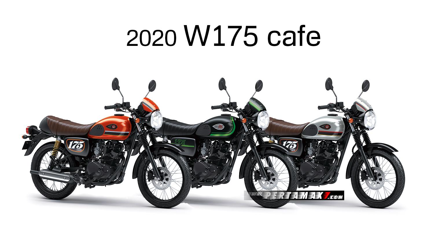 W175 Café 2020