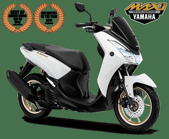 Yamaha Lexi 2020